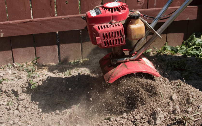 what is a tiller used for