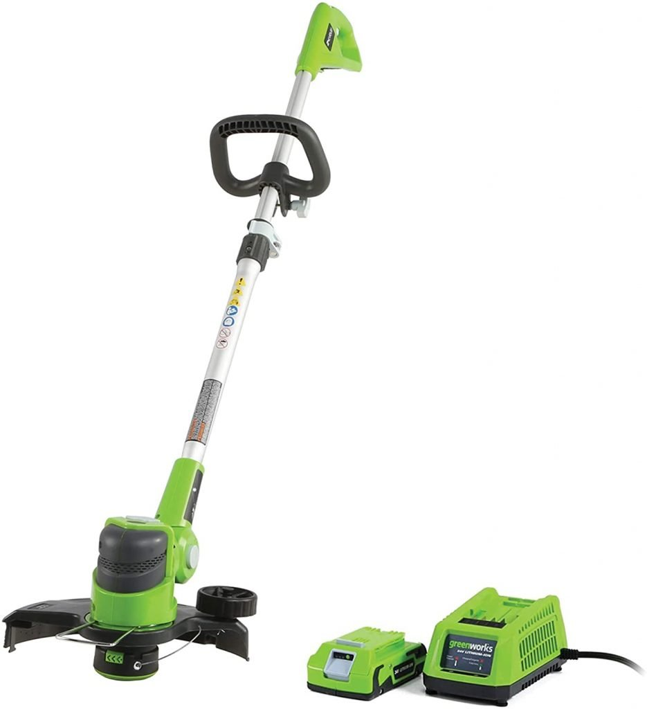 Green Works Cordless String Trimmer